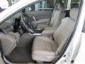 Taupe Front Seat Photo for 2008 Acura RDX #82567004