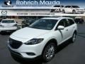 Crystal White Pearl Mica 2013 Mazda CX-9 Gallery