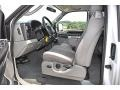 2005 Ford F250 Super Duty Medium Flint Interior Front Seat Photo