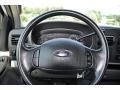 2005 Ford F250 Super Duty Medium Flint Interior Steering Wheel Photo