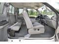2005 Ford F250 Super Duty Medium Flint Interior Interior Photo