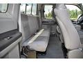 2005 Ford F250 Super Duty Medium Flint Interior Rear Seat Photo