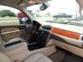 2012 White Diamond Tricoat Chevrolet Silverado 1500 LTZ Crew Cab  photo #6
