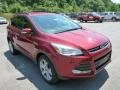 Ruby Red Metallic 2013 Ford Escape SEL 2.0L EcoBoost 4WD