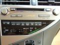 Saddle Tan/Espresso Birds Eye Maple Controls Photo for 2013 Lexus RX #82599743