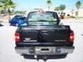 2000 Onyx Black Chevrolet Silverado 1500 LS Regular Cab 4x4  photo #6