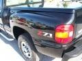 2000 Onyx Black Chevrolet Silverado 1500 LS Regular Cab 4x4  photo #8