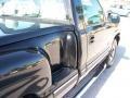 2000 Onyx Black Chevrolet Silverado 1500 LS Regular Cab 4x4  photo #12