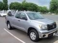 2011 Silver Sky Metallic Toyota Tundra Double Cab  photo #3