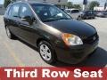 2010 Java Brown Kia Rondo LX #82553658