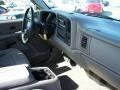 2000 Onyx Black Chevrolet Silverado 1500 LS Regular Cab 4x4  photo #27