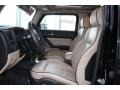 Light Cashmere/Ebony Front Seat Photo for 2009 Hummer H3 #82609262