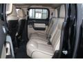 Light Cashmere/Ebony Rear Seat Photo for 2009 Hummer H3 #82609319