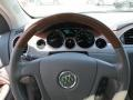 2009 Carbon Black Metallic Buick Enclave CXL AWD  photo #18
