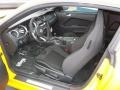 2013 Ford Mustang Charcoal Black/Recaro Sport Seats Interior Interior Photo