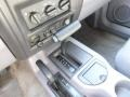 4 Speed Automatic 1997 Jeep Cherokee Sport 4x4 Transmission