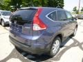 2013 Twilight Blue Metallic Honda CR-V EX AWD  photo #3