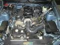 2007 Windveil Blue Metallic Ford Mustang V6 Deluxe Coupe  photo #23