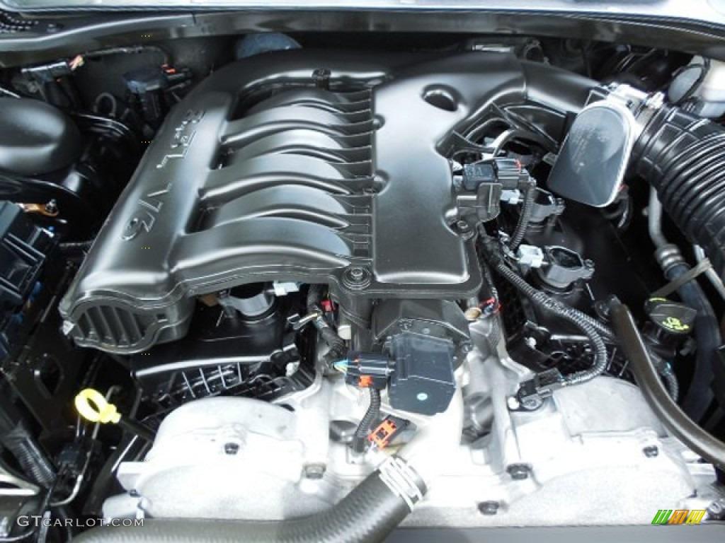 Service Manual Repair 2010 Chrysler 300 Engines 2008