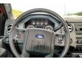 Steel Steering Wheel Photo for 2012 Ford F350 Super Duty #82656285