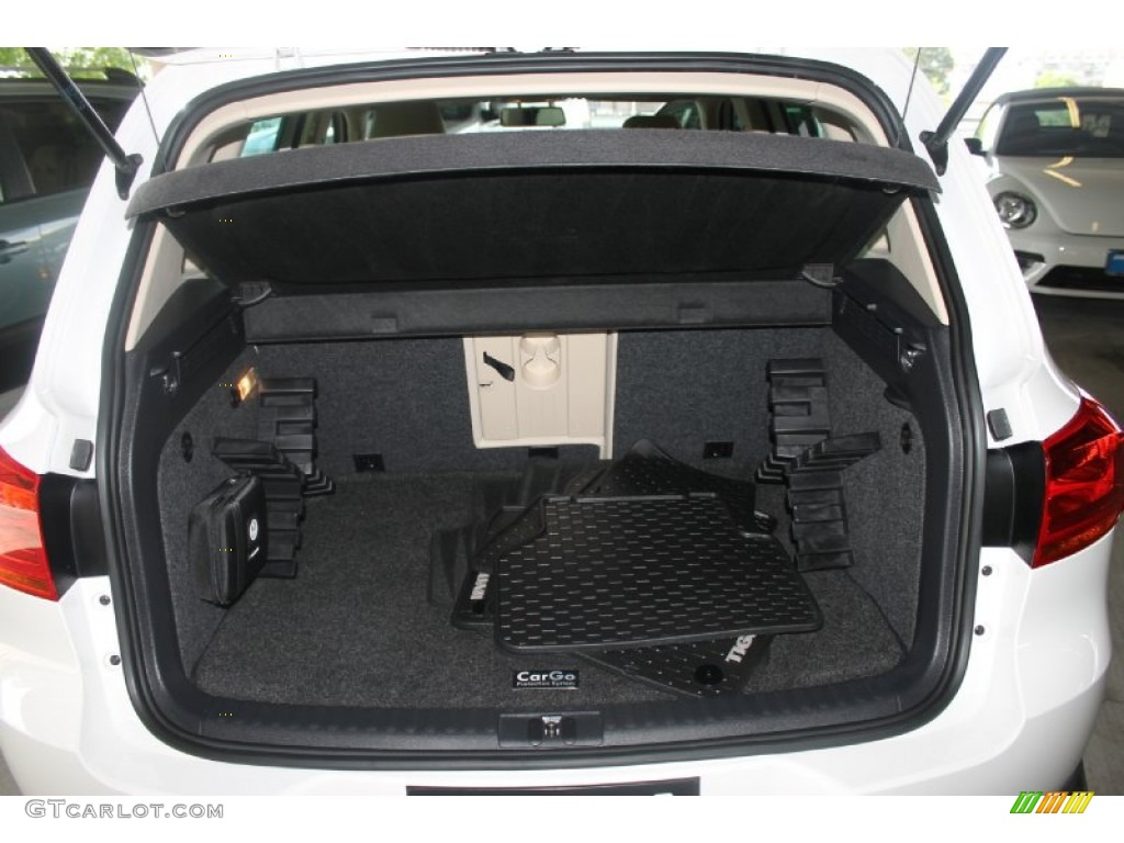 2013 Volkswagen Tiguan Se 4motion Trunk Photos Gtcarlot Com