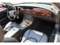 2005 Jaguar XK Charcoal Interior Dashboard Photo