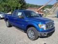 Blue Flame Metallic 2013 Ford F150 Gallery
