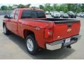 2013 Victory Red Chevrolet Silverado 1500 LT Extended Cab  photo #4