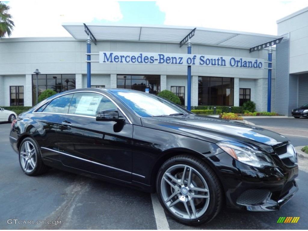 2014 black mercedes benz e 350 coupe 82638383 gtcarlot for Mercedes benz e350 black