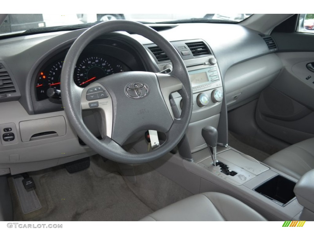 2008 toyota camry le ash dashboard photo 82663717. Black Bedroom Furniture Sets. Home Design Ideas