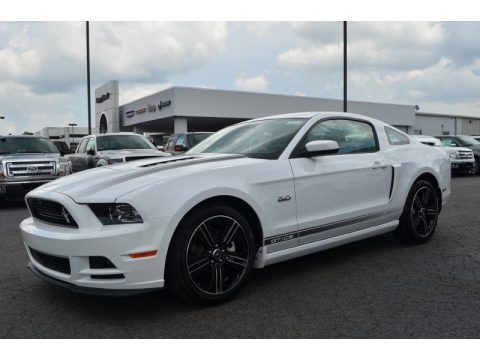 2014 Ford Mustang GT/CS California Special Coupe Data, Info and Specs