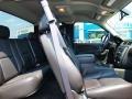 2012 Black Chevrolet Silverado 1500 LTZ Extended Cab 4x4  photo #9