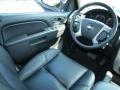2012 Black Chevrolet Silverado 1500 LTZ Extended Cab 4x4  photo #11