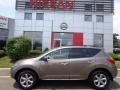 2010 Tinted Bronze Metallic Nissan Murano SL AWD  photo #2