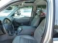 2005 Ford Explorer Midnight Grey Interior Front Seat Photo