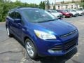 2014 Deep Impact Blue Ford Escape SE 2.0L EcoBoost 4WD  photo #1