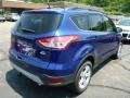 2014 Deep Impact Blue Ford Escape SE 2.0L EcoBoost 4WD  photo #2