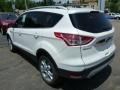 2014 White Platinum Ford Escape Titanium 1.6L EcoBoost 4WD  photo #4