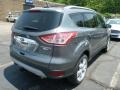 2014 Sterling Gray Ford Escape Titanium 2.0L EcoBoost 4WD  photo #2