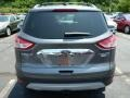 2014 Sterling Gray Ford Escape Titanium 2.0L EcoBoost 4WD  photo #3