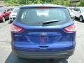 2014 Deep Impact Blue Ford Escape S  photo #3