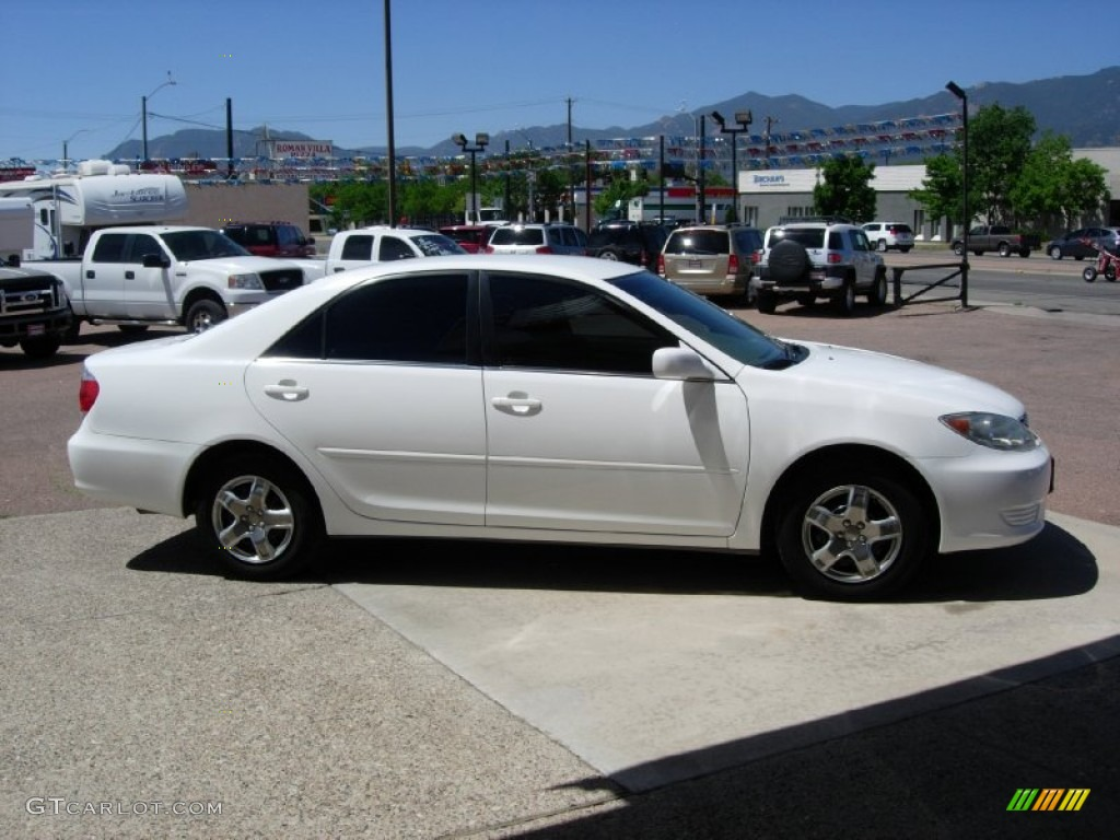 Super White 2006 Toyota Camry Se Exterior Photo 82699890
