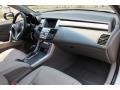 Taupe Dashboard Photo for 2008 Acura RDX #82703110