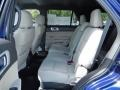 Medium Light Stone Rear Seat Photo for 2011 Ford Explorer #82707611
