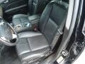 Front Seat of 2009 STS V6