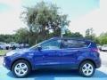 2014 Deep Impact Blue Ford Escape SE 1.6L EcoBoost  photo #2