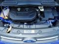 2014 Deep Impact Blue Ford Escape SE 2.0L EcoBoost  photo #11