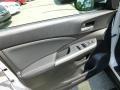 2013 White Diamond Pearl Honda CR-V EX-L AWD  photo #14