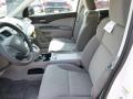 2013 White Diamond Pearl Honda CR-V LX AWD  photo #10