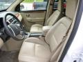 Front Seat of 2009 XL7 Luxury AWD